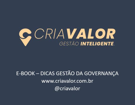 ebook governança